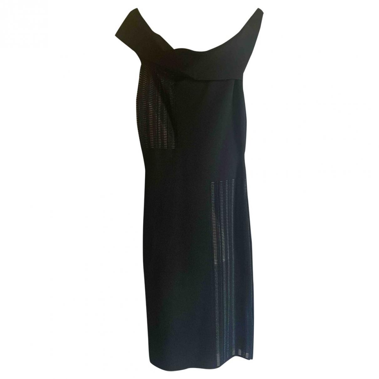 Roland Mouret \N Black dress for Women L International