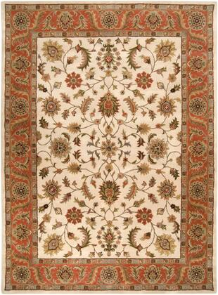 Crowne CRN-6004 12' x 15' Rectangle Traditional Rug in