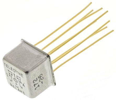 Teledyne DPDT RF 172series relay,26Vdc 1600ohm