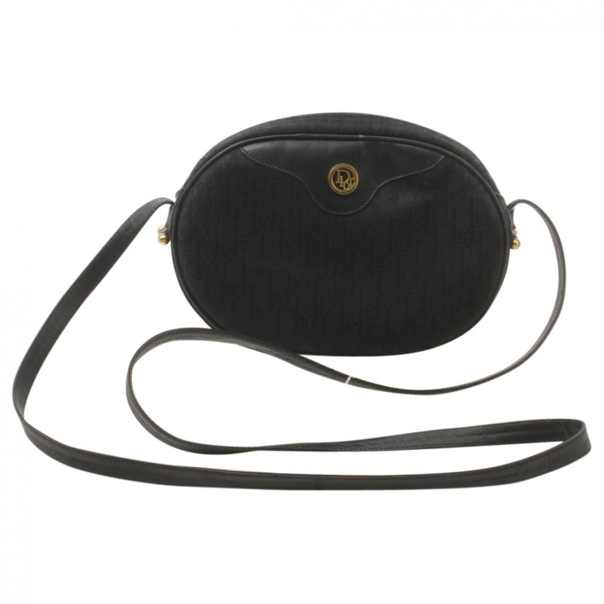 Dior \N Black Cloth handbag for Women \N