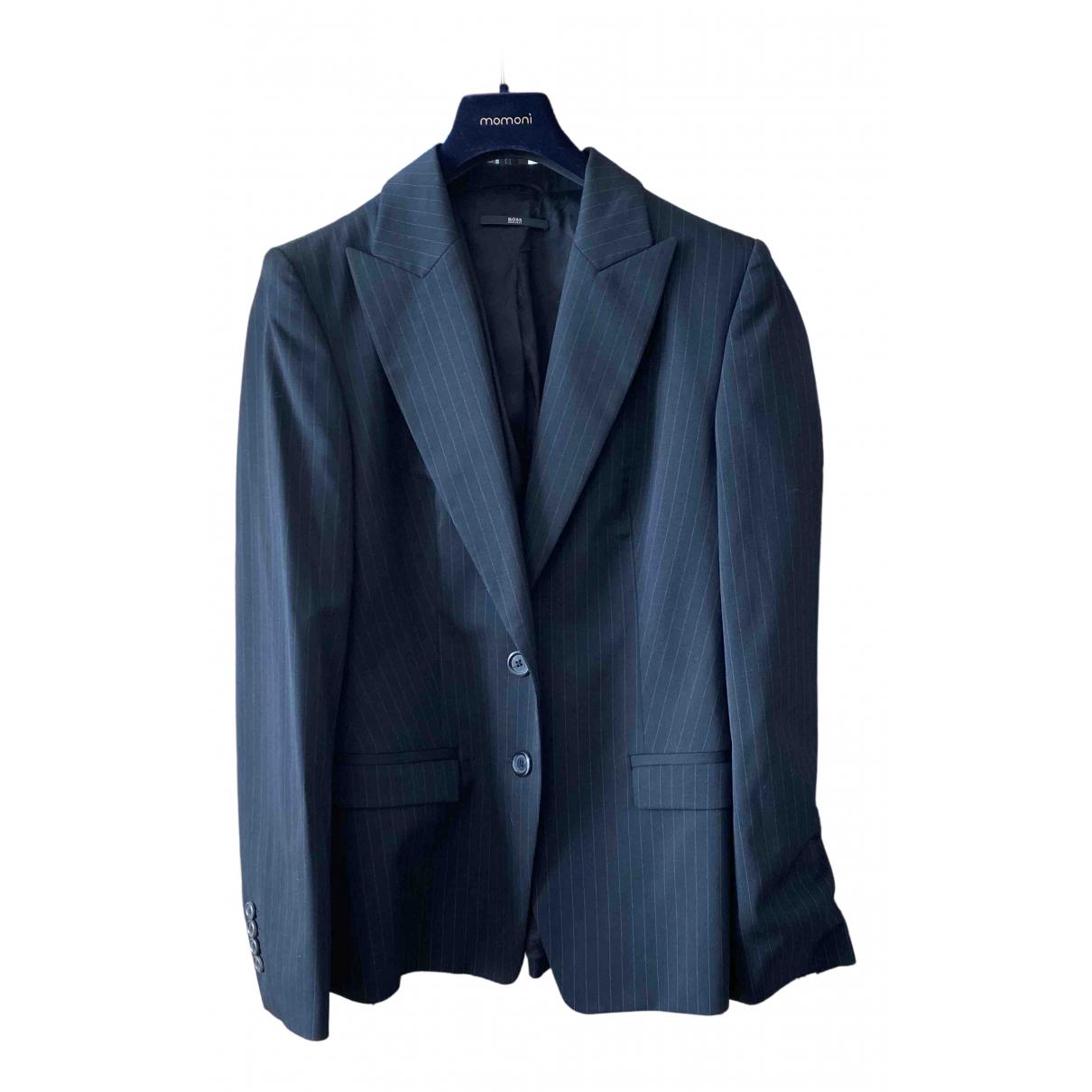 Hugo Boss N Grey jacket for Women 38 FR