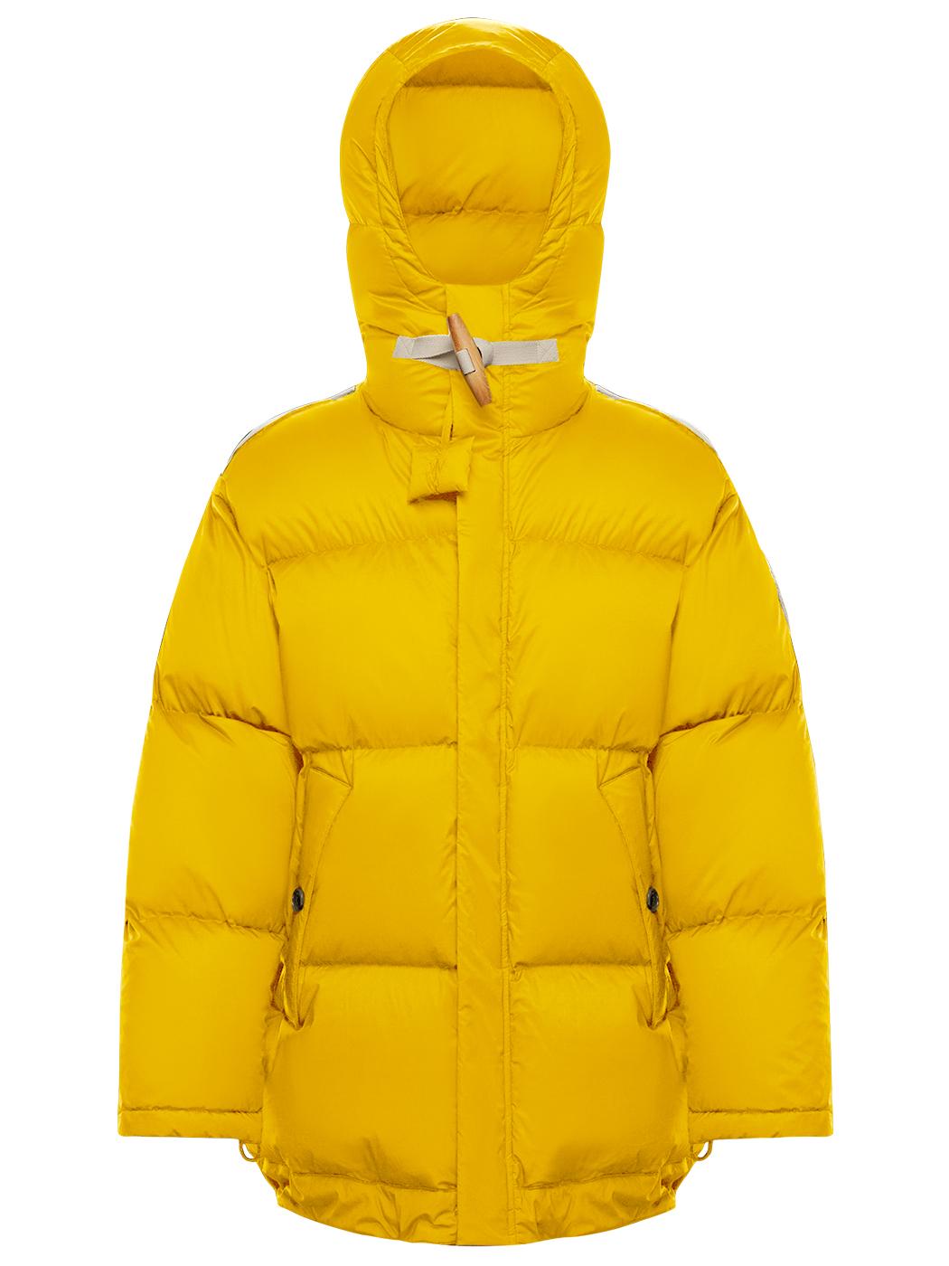 Oversized Down Jacket