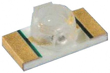 OSRAM Opto Semiconductors SFH 4052 Osram Opto, CHIPLED 860nm IR LED, 3216 (1206) SMD package (25)