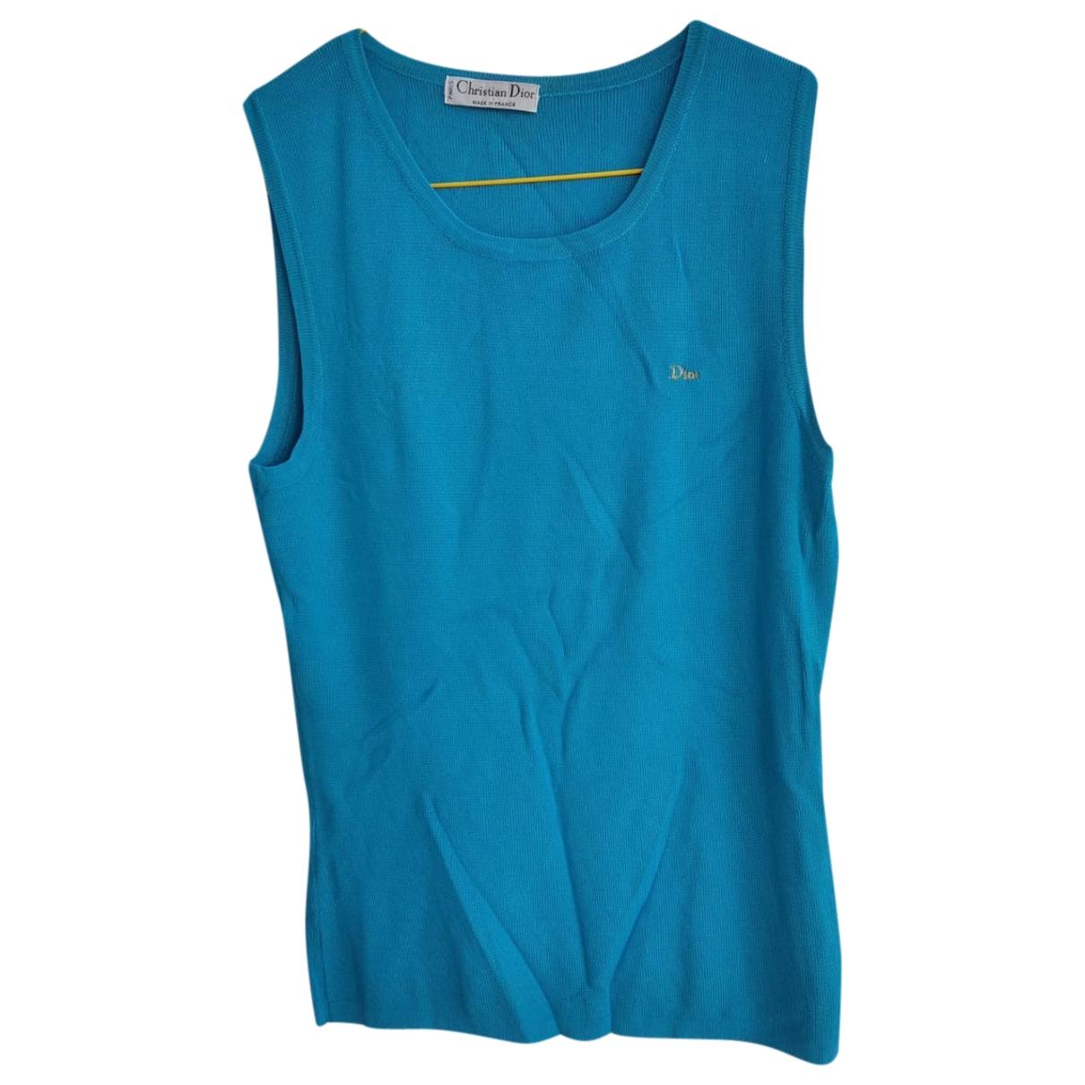 Dior \N Blue  top for Women 38 FR