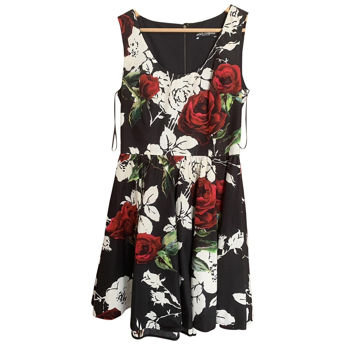 Mini vestido Dolce & Gabbana