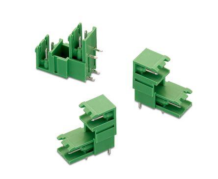 Wurth Elektronik , WR-TBL, 3355, 12 Way, 2 Row, Horizontal PCB Header (40)