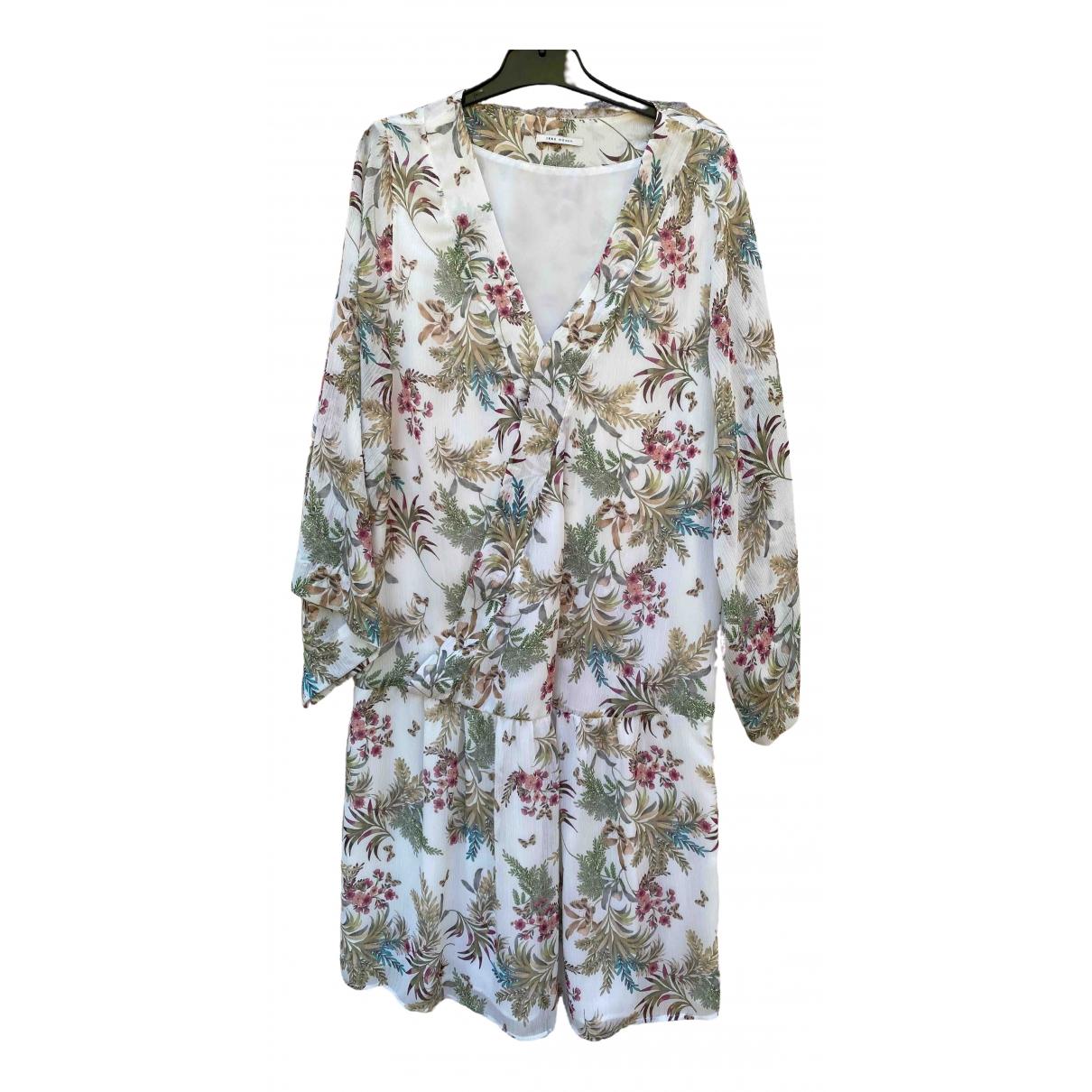 Ikks \N White dress for Women 36 FR