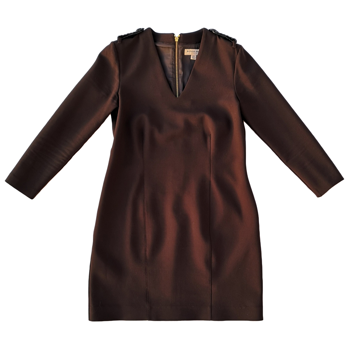Burberry \N Brown dress for Women 10 UK