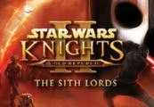 STAR WARS Knights of the Old Republic II: The Sith Lords RU VPN Activated Steam CD Key