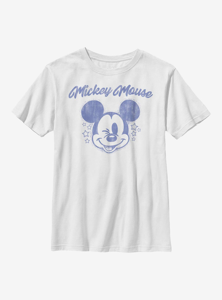 Disney Mickey Mouse Starry Mickey Youth T-Shirt