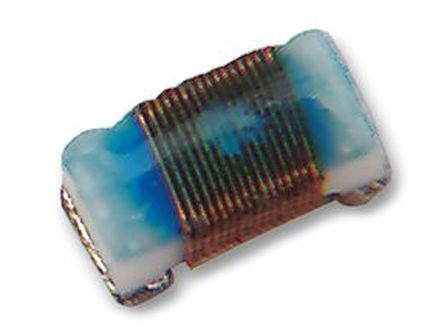 Murata , LQW15AN, 1005 Wire-wound SMD Inductor with a Non-Magnetic Ceramic Core, 33 nH ±2% Wire-Wound 260mA Idc Q:25 (100)