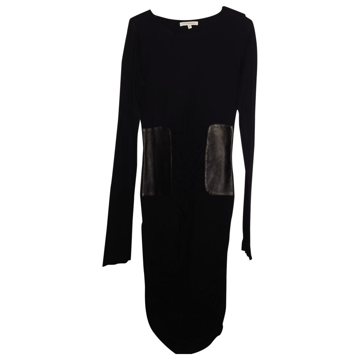 Faith Connexion \N Black dress for Women 38 FR