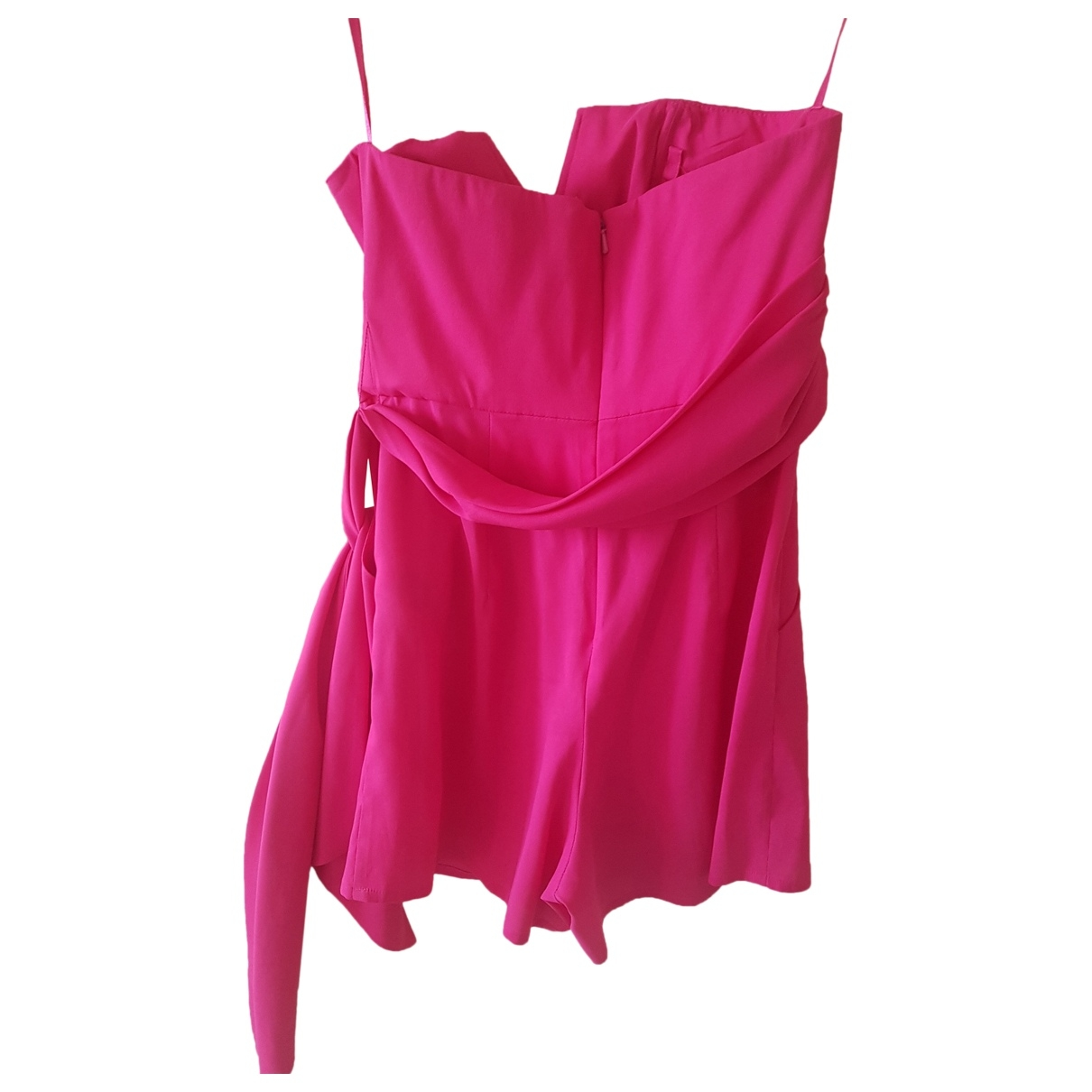 Coast \N Jumpsuit in  Rosa Polyester