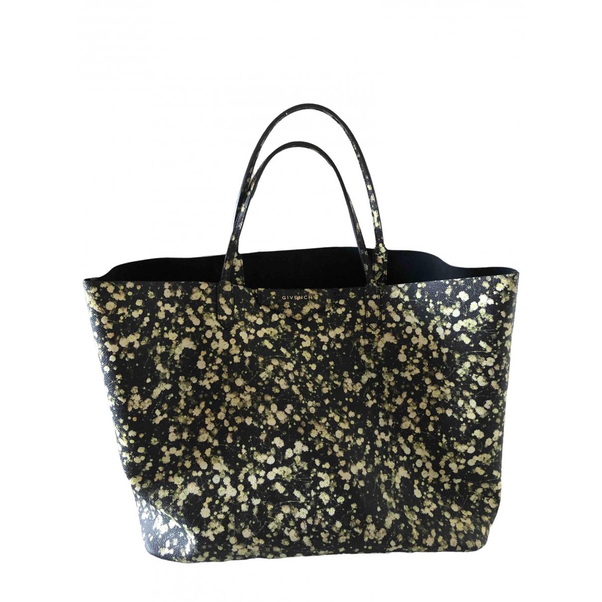 Givenchy Antigona Black Cloth handbag for Women \N