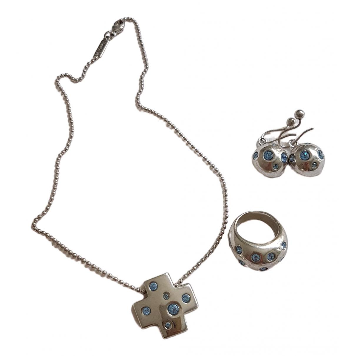 Yves Saint Laurent \N Schmuck-set in  Silber Silber