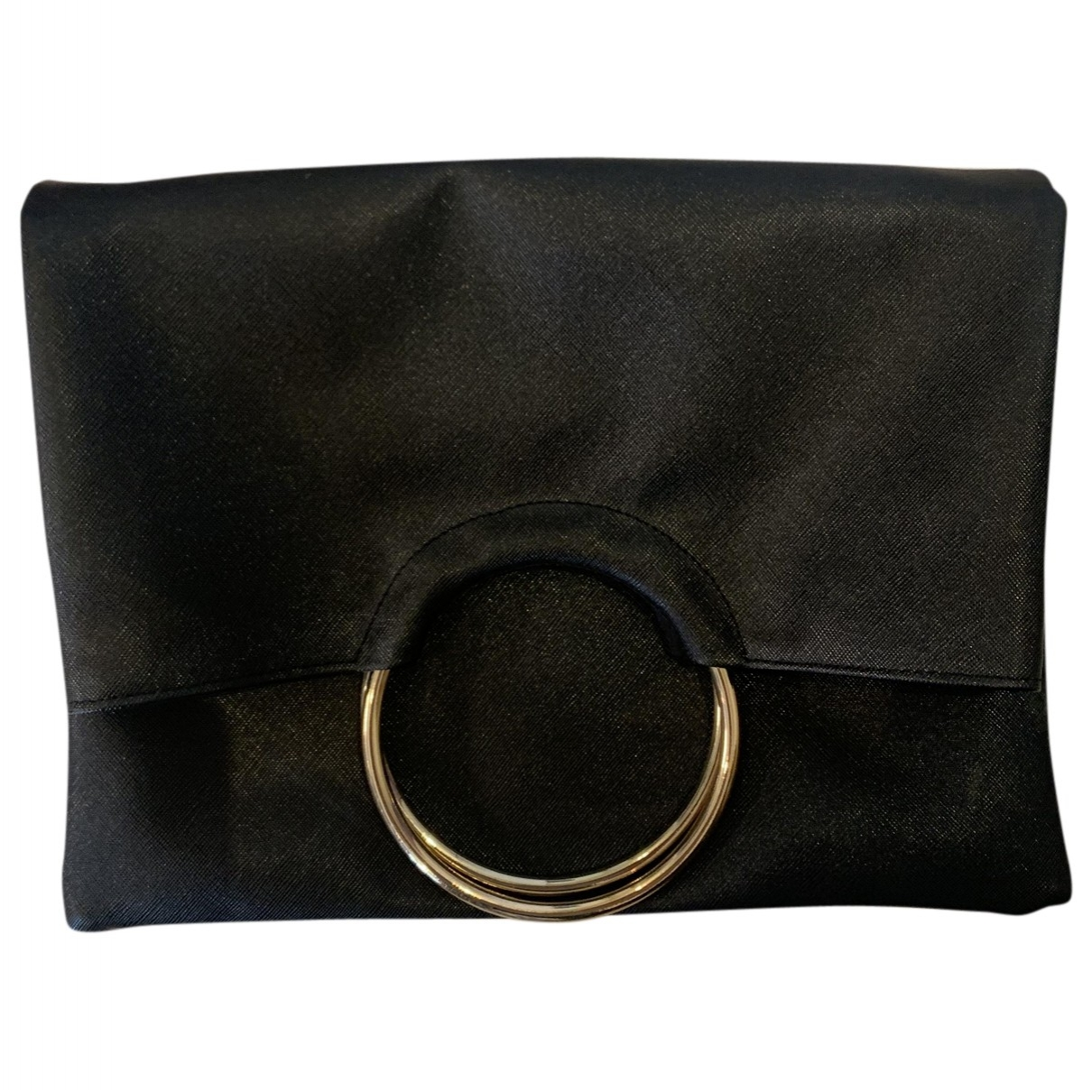 Non Signé / Unsigned \N Black Clutch bag for Women \N
