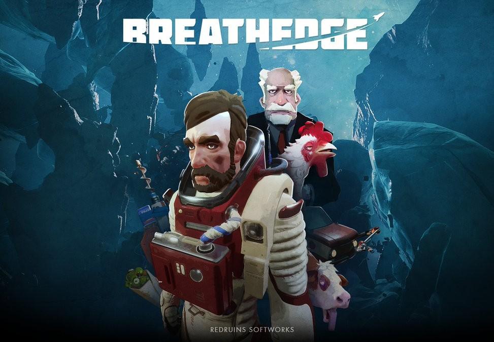 Breathedge EU Steam Altergift