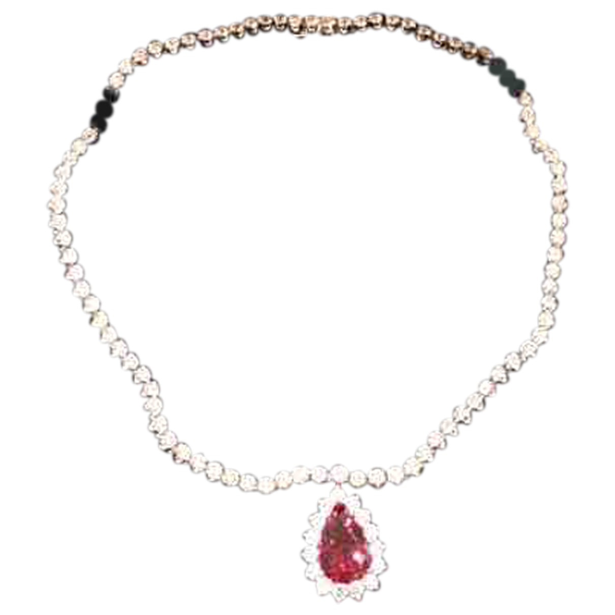 Pasquale Bruni N White White gold Long necklace for Women N