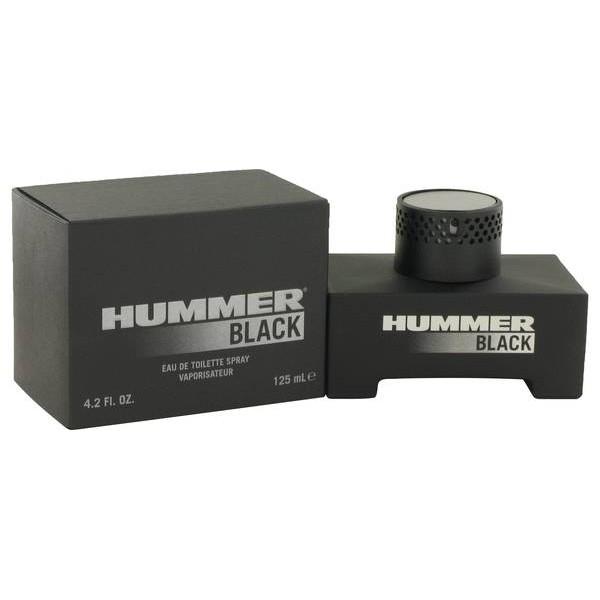 Hummer Black - Hummer Eau de toilette en espray 125 ML