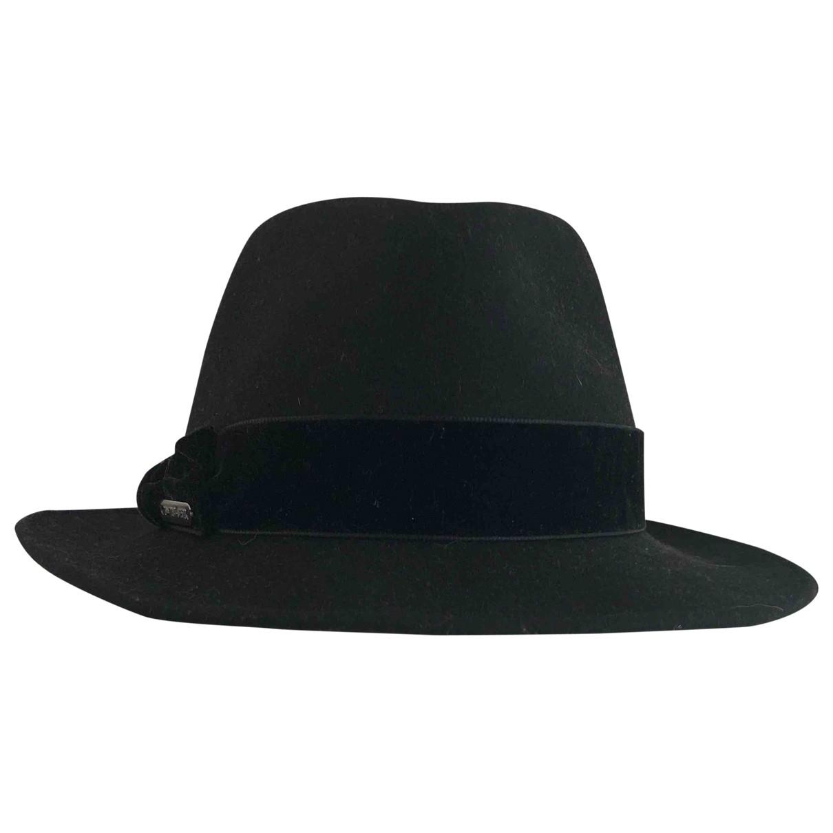Twin Set \N Black Wool hat for Women S International