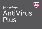 McAfee AntiVirus Plus (1 Year / 5 Devices)