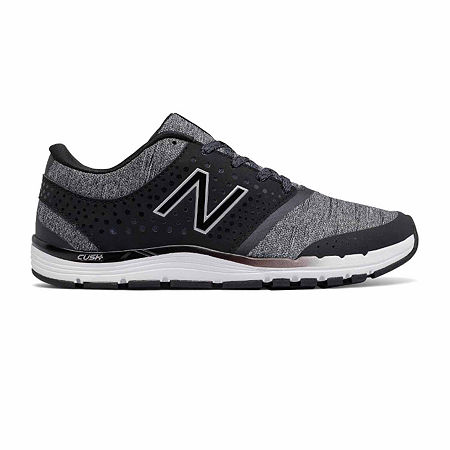 New Balance 577 Womens Training Shoes, 7 Wide, Black