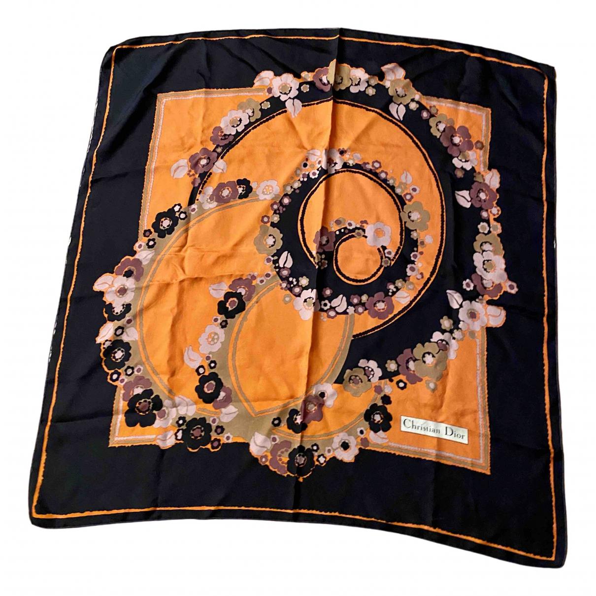 Dior - Foulard   pour femme en soie - multicolore