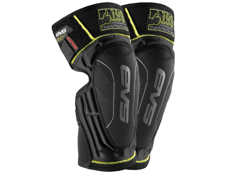 EVS TP199LK-BK-L/XL Black TP199 Lite Knee Pad L/XL