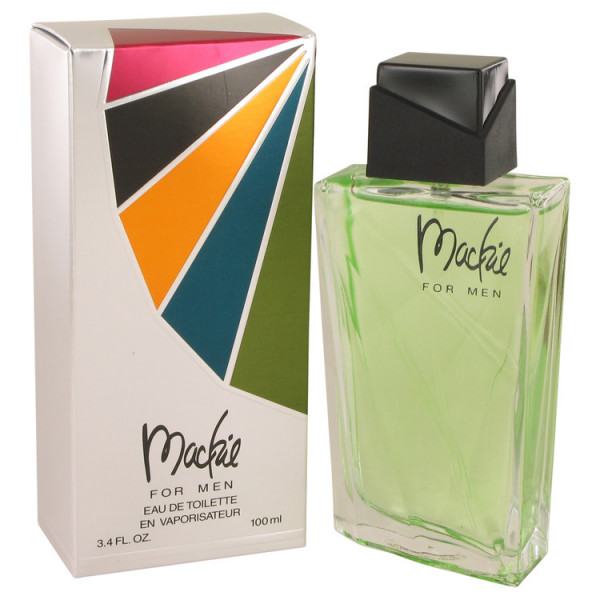 Bob Mackie - Mackie By Bob Mackie Eau De Toilette Spray 100 Ml For Men For Men : Eau de Toilette Spray 3.4 Oz / 100 ml