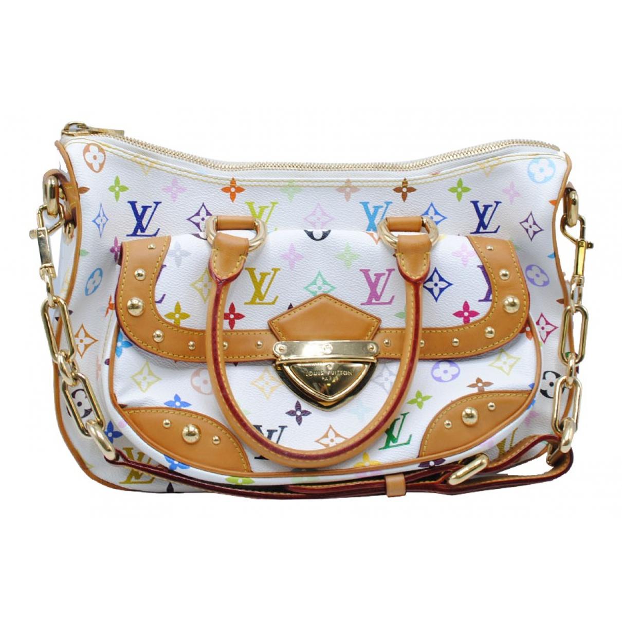 Bolso  Rita de Lona Louis Vuitton