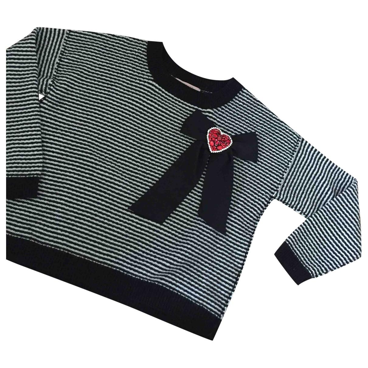Twin Set \N Black Knitwear for Women 38 FR