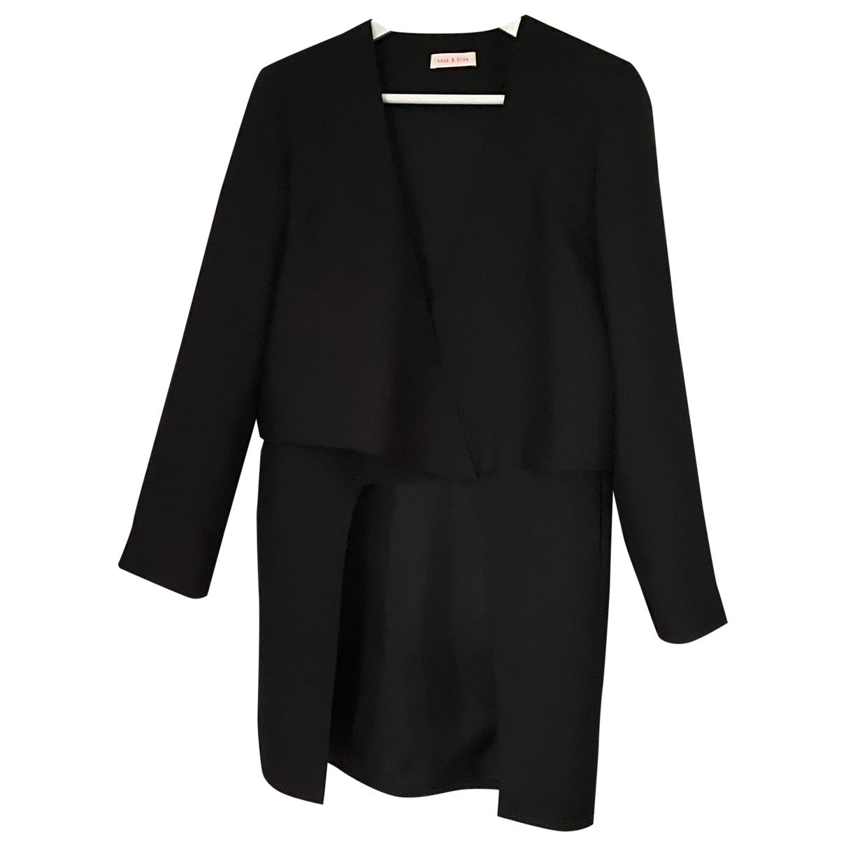 Sass & Bide - Veste   pour femme en soie - noir