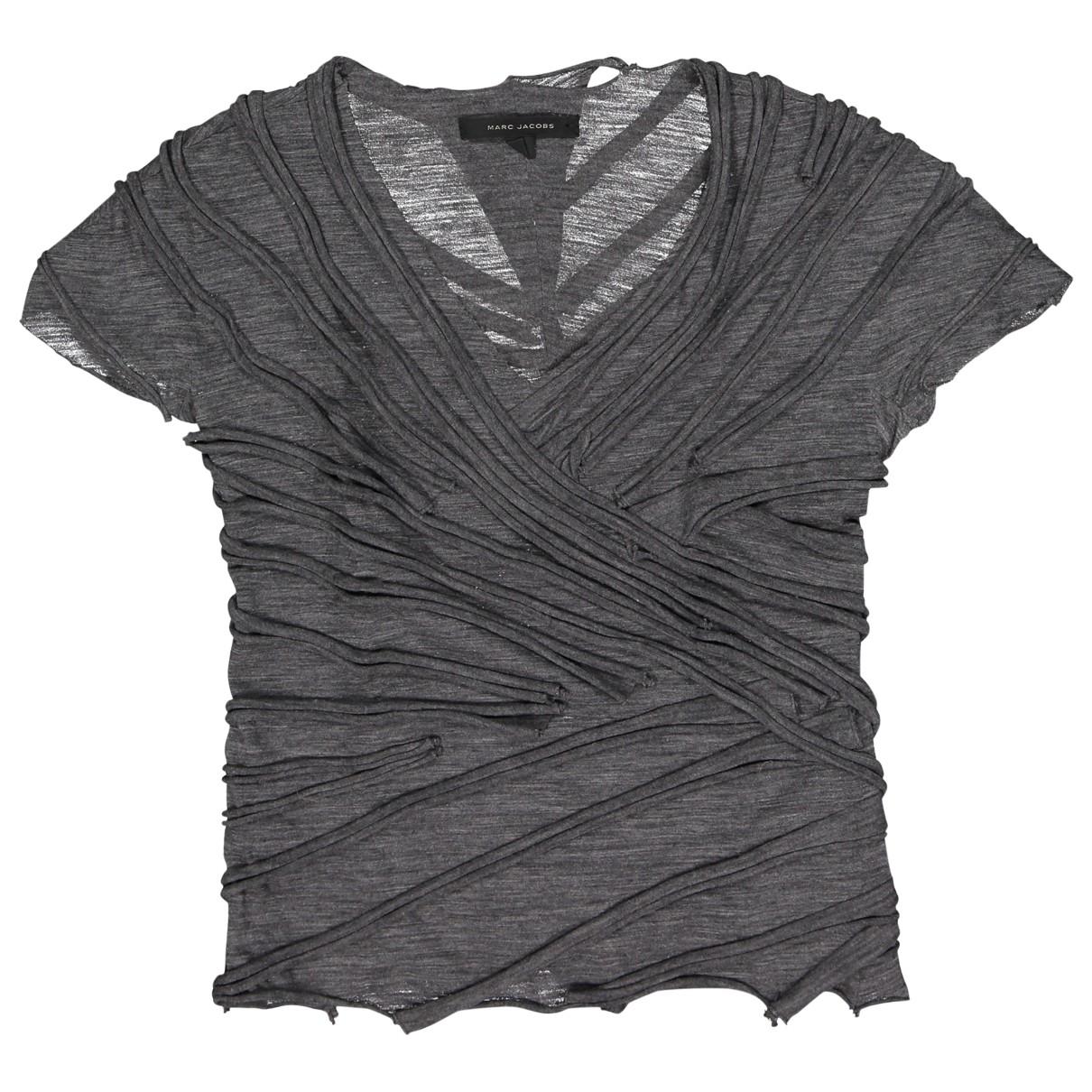 Marc Jacobs - Top   pour femme en laine - gris