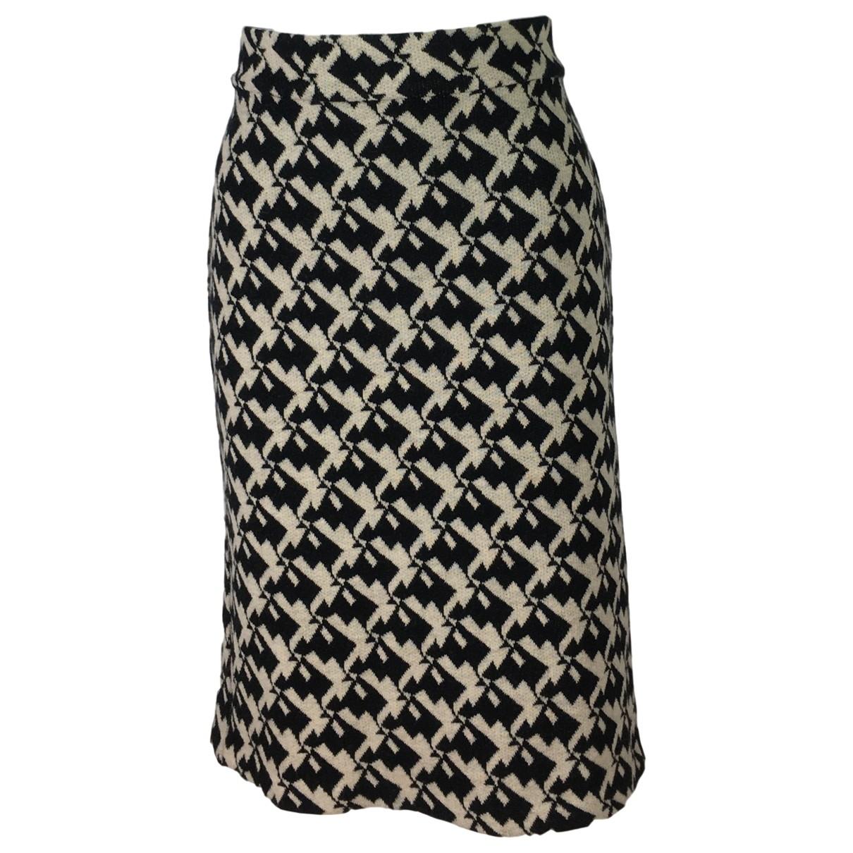 Diane Von Furstenberg \N Black skirt for Women 8 US