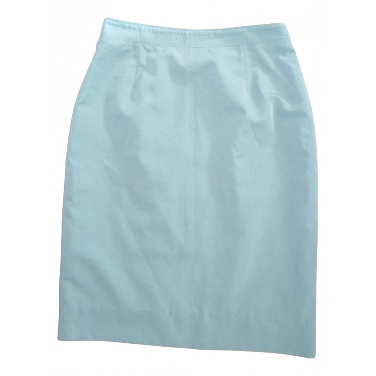 Non Signé / Unsigned \N Turquoise skirt for Women 46 IT