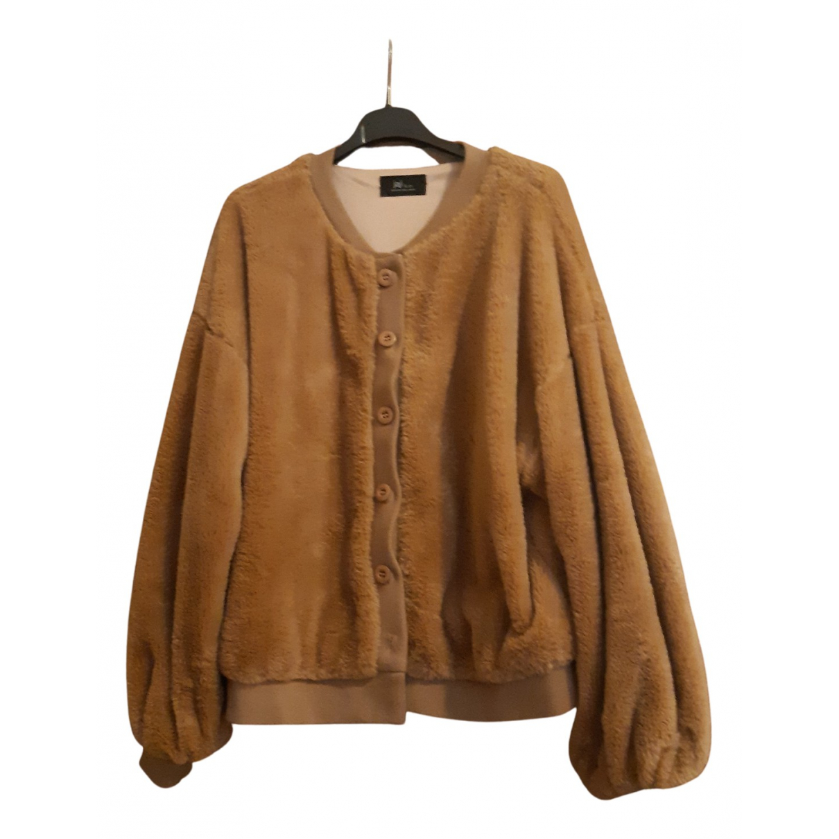 Non Signé / Unsigned N Camel Knitwear for Women 44 IT