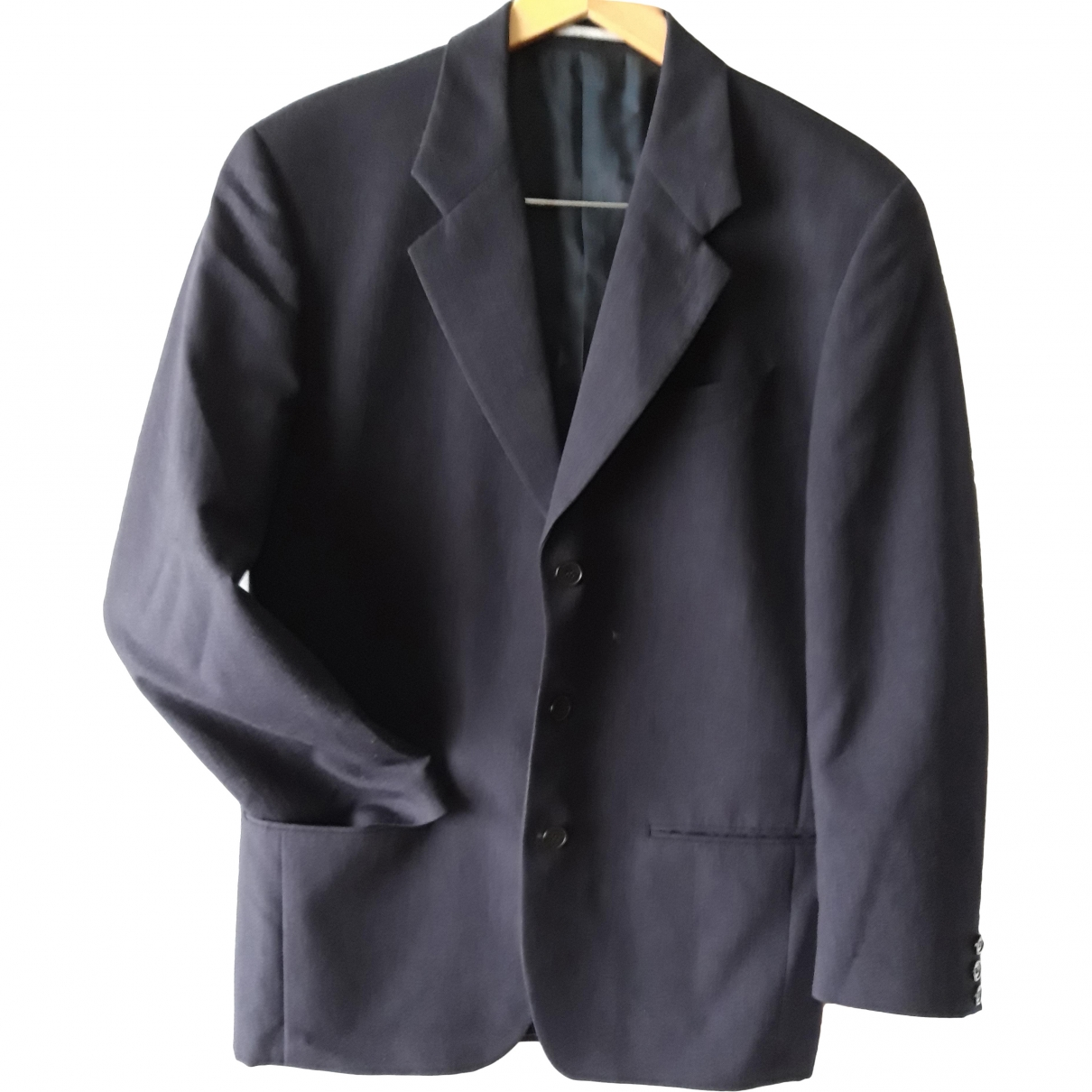 Kenzo - Costumes   pour homme en laine - gris