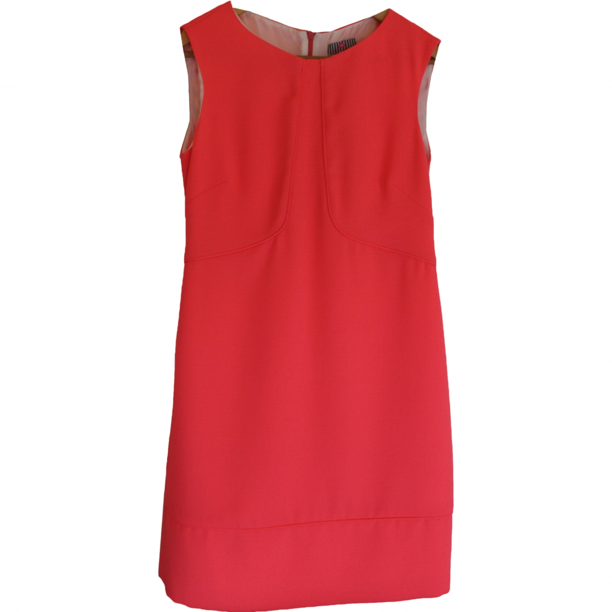 Non Signé / Unsigned \N Pink dress for Women 12 UK