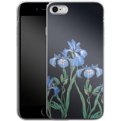 Apple iPhone 6s Silikon Handyhuelle - My Iris von Stephanie Breeze