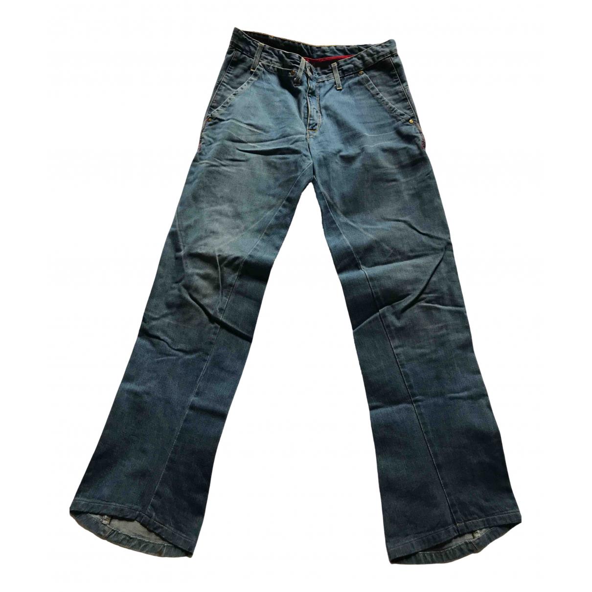 Levi's N Blue Cotton Jeans for Men 31 US