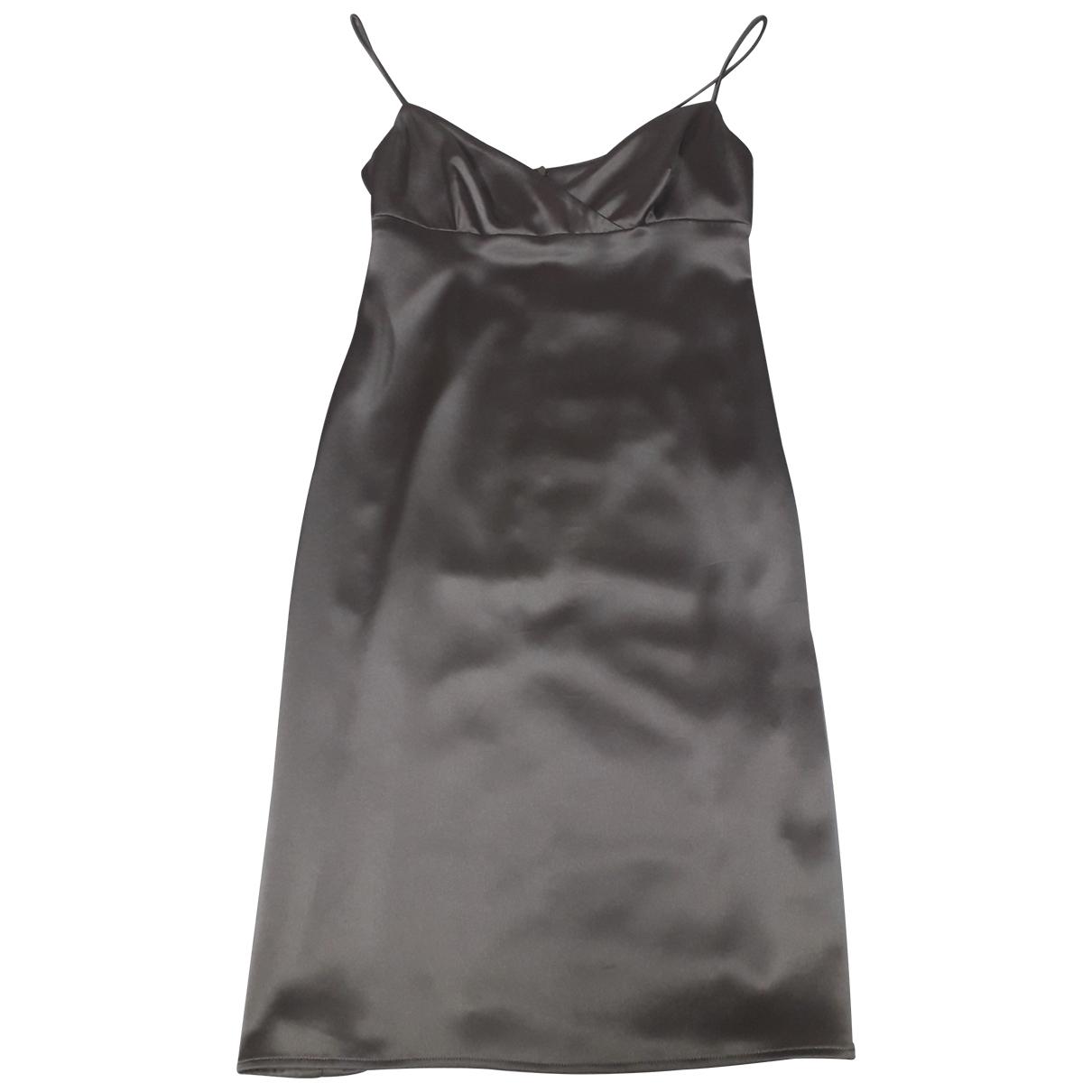 Calvin Klein \N Beige dress for Women 8 US