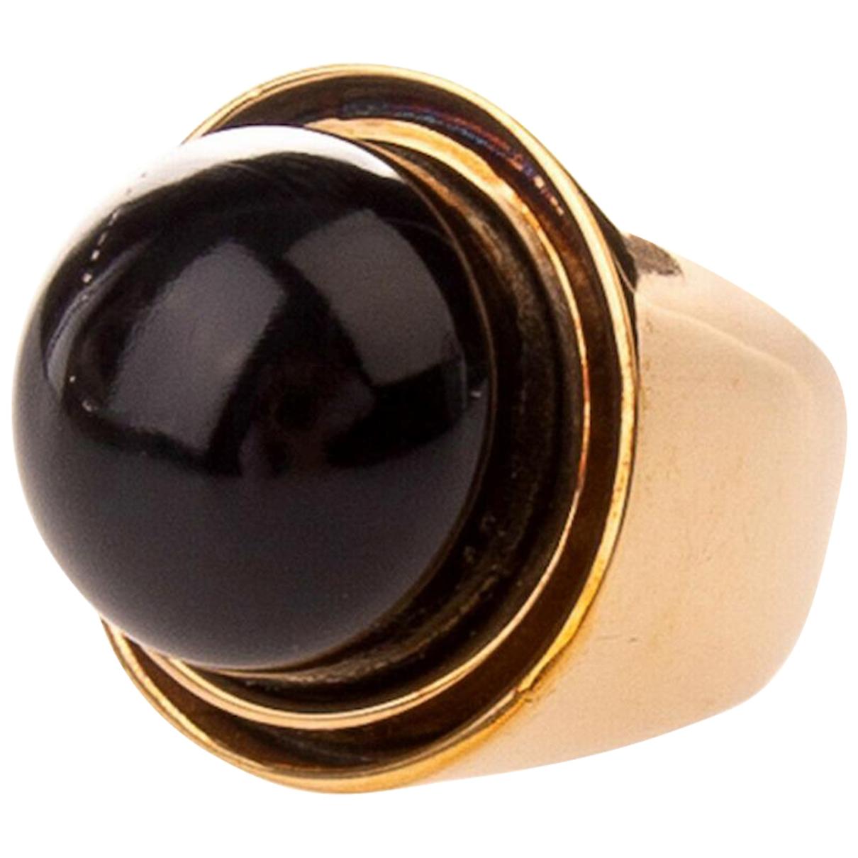 Marni \N Gold Metal ring for Women 54 EU
