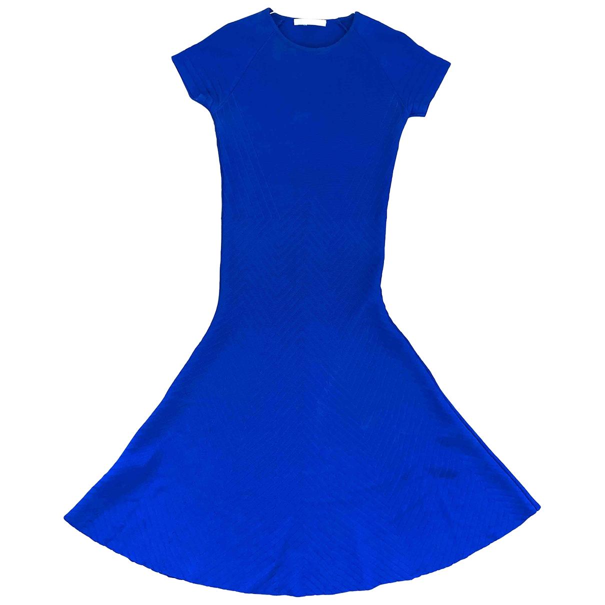 Antonio Berardi - Robe   pour femme - bleu