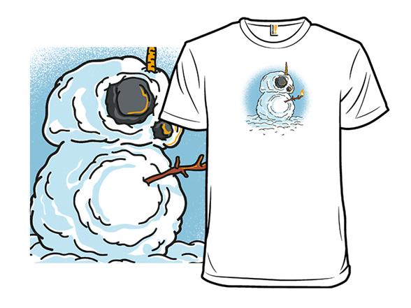Snowy8 T Shirt