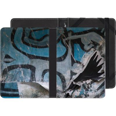 TrekStor eReader Pyrus eBook Reader Huelle - Texture Pacificwall von Brent Williams