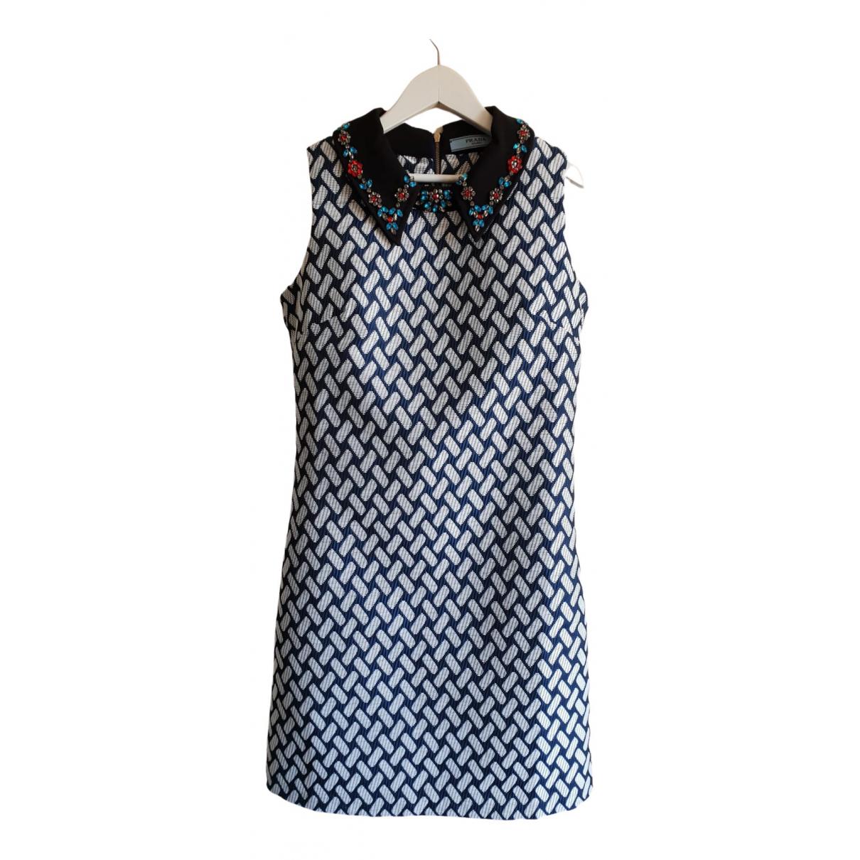 Prada N Multicolour dress for Women 36 FR