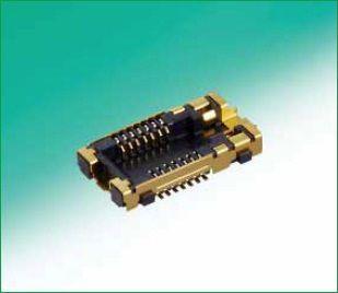 Hirose BF4M Series , Receptacle Fibre Optic Connector, Black (10)