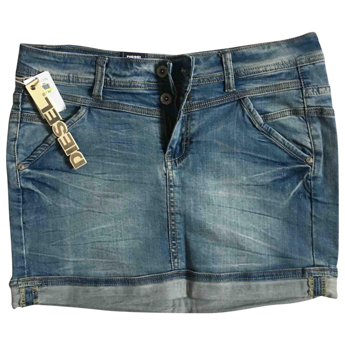 Mini falda Diesel