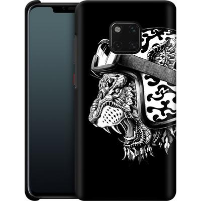 Huawei Mate 20 Pro Smartphone Huelle - Tiger Helm von BIOWORKZ