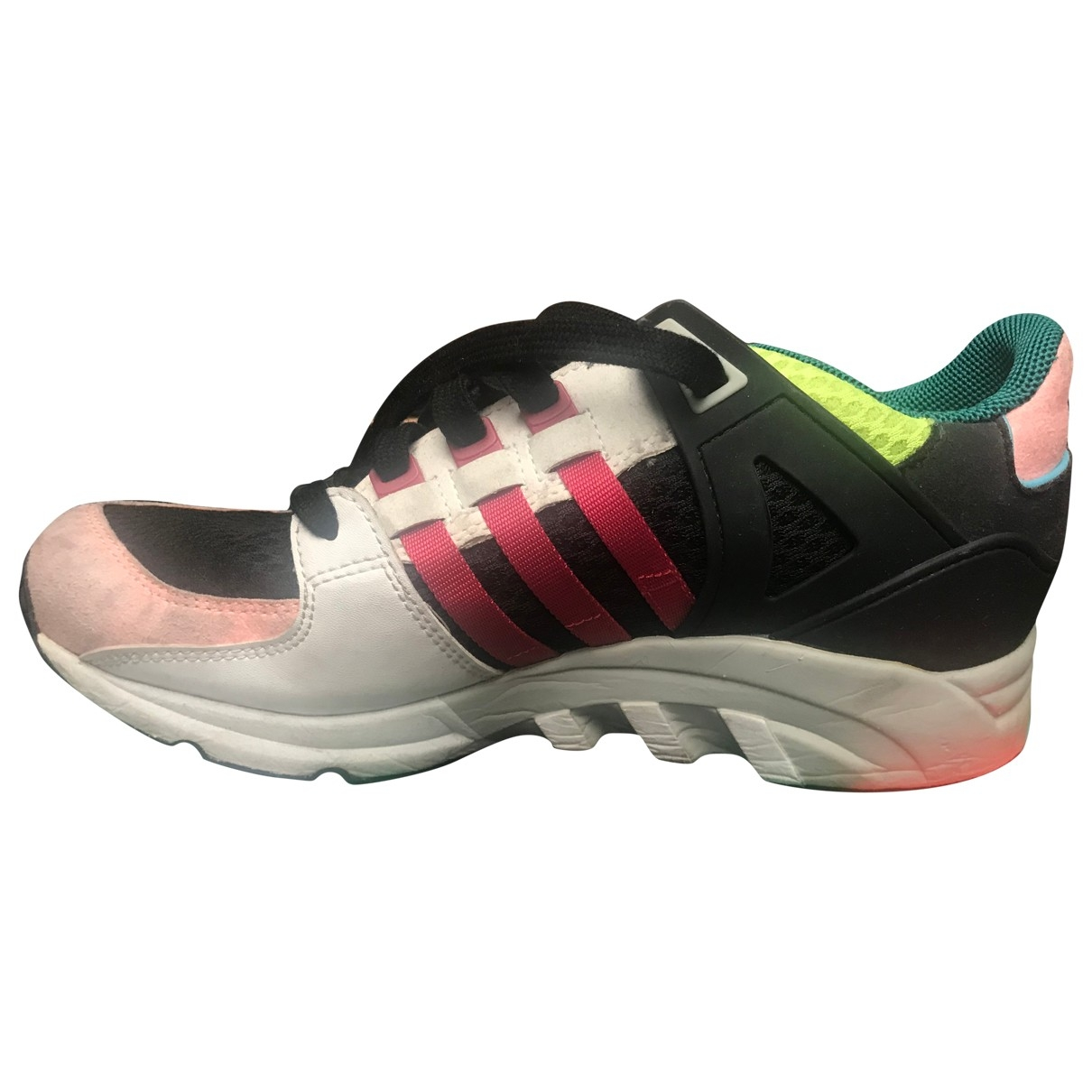 Adidas EQT Support Multicolour Cloth Trainers for Women 38.5 EU